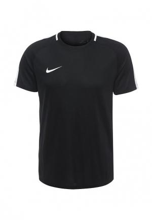 Футболка спортивная Nike Dry Academy Mens Football Top. Цвет: черный