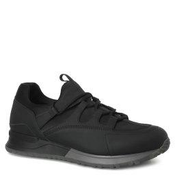 Кроссовки RAU302 черный GIANNI RENZI