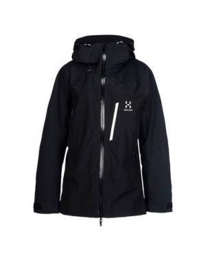 Куртка HAGLÖFS. Цвет: черный