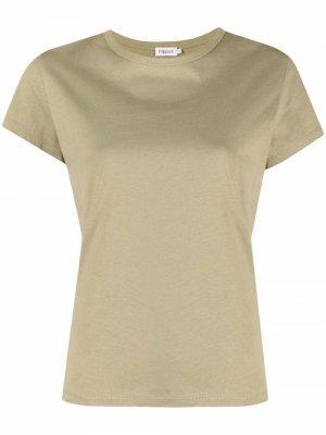 Edna jersey T-shirt Filippa K. Цвет: зеленый