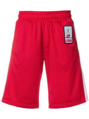 Nemo patch shorts Au Jour Le For Colmar. Цвет: красный