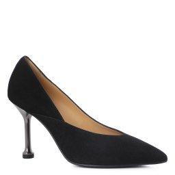 Туфли W129/1 черный GIOVANNI FABIANI