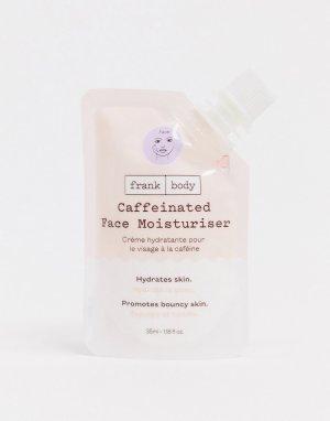 Увлажняющее средство для лица с кофеином Frank Body