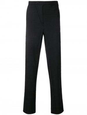 Костюмные брюки кроя слим AMBUSH. Цвет: черный