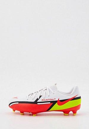 Бутсы Nike JR PHANTOM GT2 ACADEMY FG/MG. Цвет: разноцветный