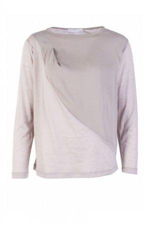 Пуловер из шерсти и шелка Fabiana Filippi