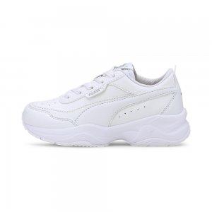Детские кроссовки Cilia Mode PS PUMA. Цвет: белый