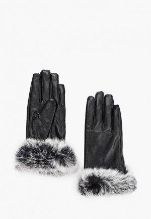 Перчатки Bradex. Цвет: черный