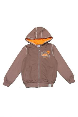 Куртка CHERUBINO. Цвет: бежевый
