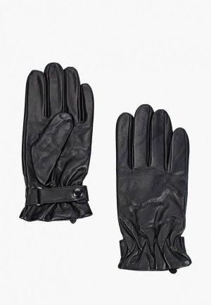 Перчатки Mascotte. Цвет: черный