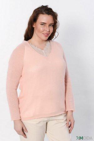 Пуловер Cinque. Цвет: розовый