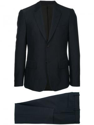 Formal two-piece suit Kent & Curwen. Цвет: синий