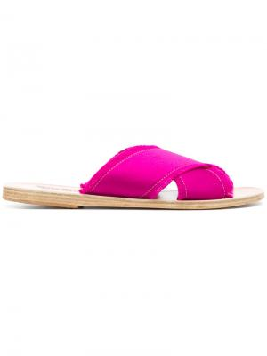 Сандалии Thais Ancient Greek Sandals. Цвет: розовый