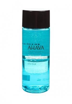 Средство для снятия макияжа Ahava с глаз, Time To Clear 125 мл