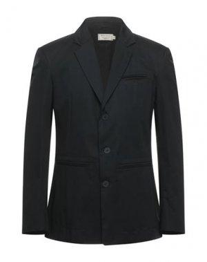 Пиджак MAISON KITSUNÉ. Цвет: черный