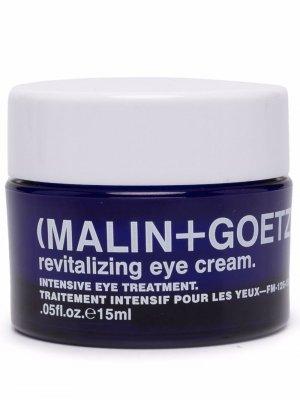 Крем Revitalizing для кожи вокруг глаз 15 мл MALIN+GOETZ. Цвет: белый
