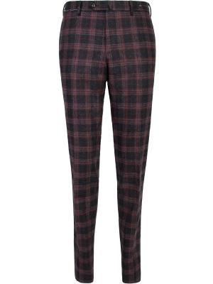 Классические брюки PT05. Цвет: разноцветный