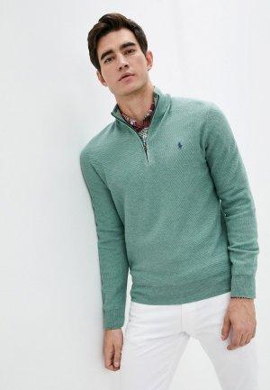 Джемпер Polo Ralph Lauren. Цвет: зеленый