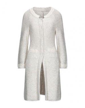 Легкое пальто CHARLOTT. Цвет: белый