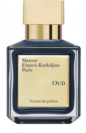 Парфюмерный экстракт Oud Maison Francis Kurkdjian. Цвет: бесцветный