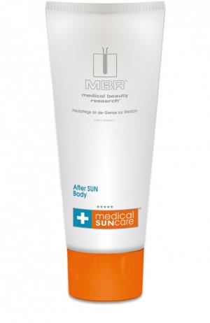 Лосьон для лица Medical Sun Care After Beauty Research. Цвет: бесцветный