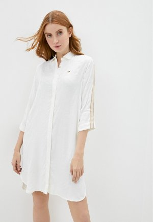 Платье U.S. Polo Assn.. Цвет: белый