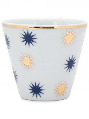 Чашка Volta Bitossi Home. Цвет: белый