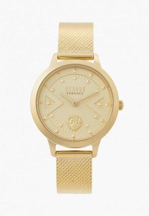 Часы Versus Versace VSPZK0521. Цвет: золотой