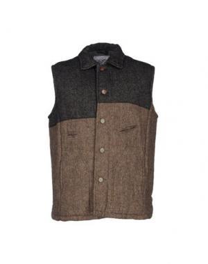 Куртка GARBSTORE. Цвет: серый