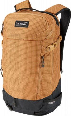 Рюкзак HELI PRO, 24 л Dakine. Цвет: коричневый