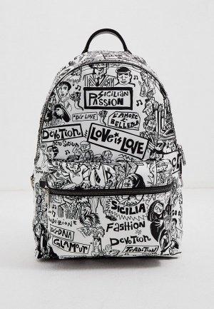 Рюкзак Dolce&Gabbana. Цвет: белый