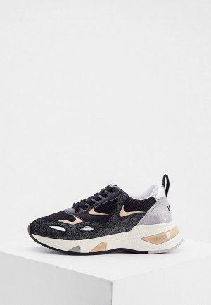Кроссовки Liu Jo. Цвет: черный