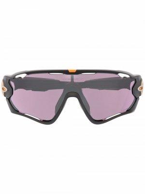 Солнцезащитные очки Jawbreaker™ PRIZM™ Oakley. Цвет: серый