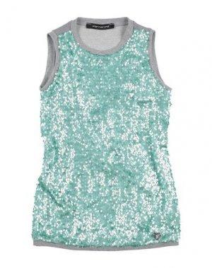 Платье FORNARINA. Цвет: светло-зеленый