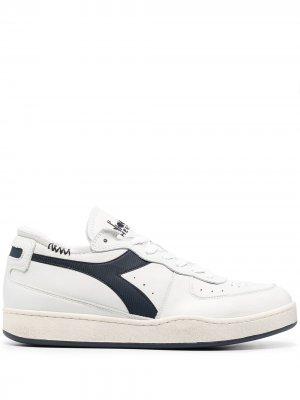 Кроссовки Mi Basket Row Diadora. Цвет: белый