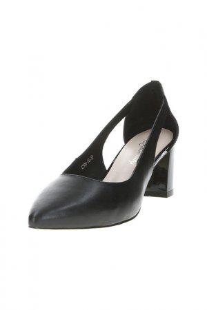Туфли Berkonty. Цвет: черный