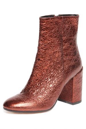 Ботинки BAGATT. Цвет: красный
