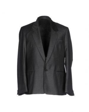 Пиджак E. TAUTZ. Цвет: стальной серый