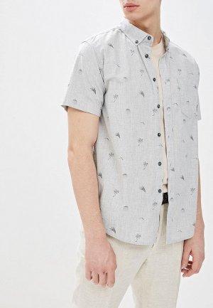 Рубашка Billabong SUNDAYS MINI SS. Цвет: серый