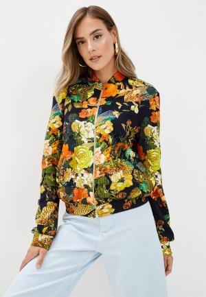 Куртка Alina Assi. Цвет: разноцветный