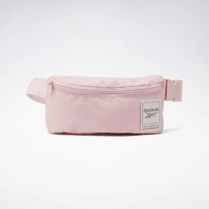 Поясная сумка Workout Ready Reebok. Цвет: classic pink