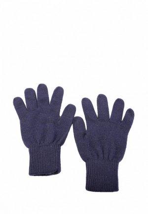 Перчатки John Trigger. Цвет: синий