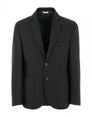 Пиджак PAOLO FIORILLO. Цвет: зеленый-милитари