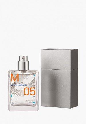 Туалетная вода Escentric Molecules Molecule 05, 30 ml. Цвет: прозрачный