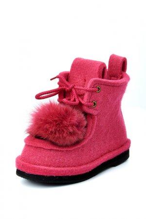 Валенки Summergirl. Цвет: розовый