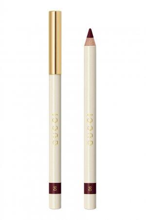 Crayon Contour des Lèvres – Карандаш для губ 6 Bordeaux Gucci Beauty. Цвет: бордовый