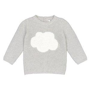 Пуловер LaRedoute. Цвет: серый