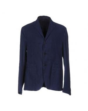 Пиджак CALVIN KLEIN JEANS. Цвет: темно-синий
