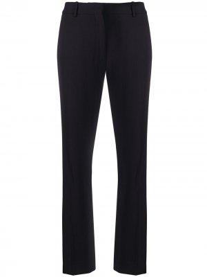 Строгие брюки кроя слим 1990-х годов Céline Pre-Owned. Цвет: черный