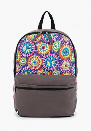Рюкзак 69slam SL006BWCFBW2. Цвет: серый